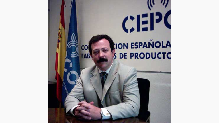 Luis Rodulfo, director general de Cepco.
